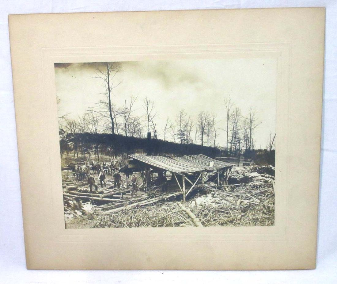 Early Saw Mill Photo