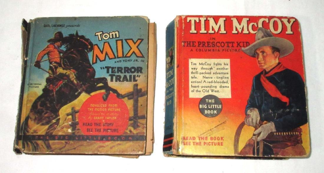 2 Children's Big Little Books