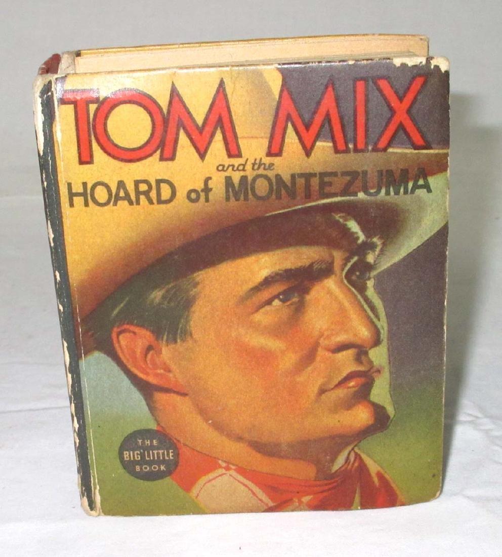 Big Little Book 1937 Tom Mix