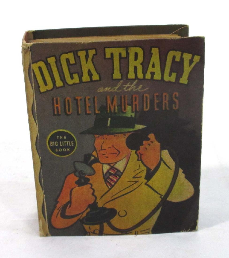 Big Little Book 1937 Dick Tracy