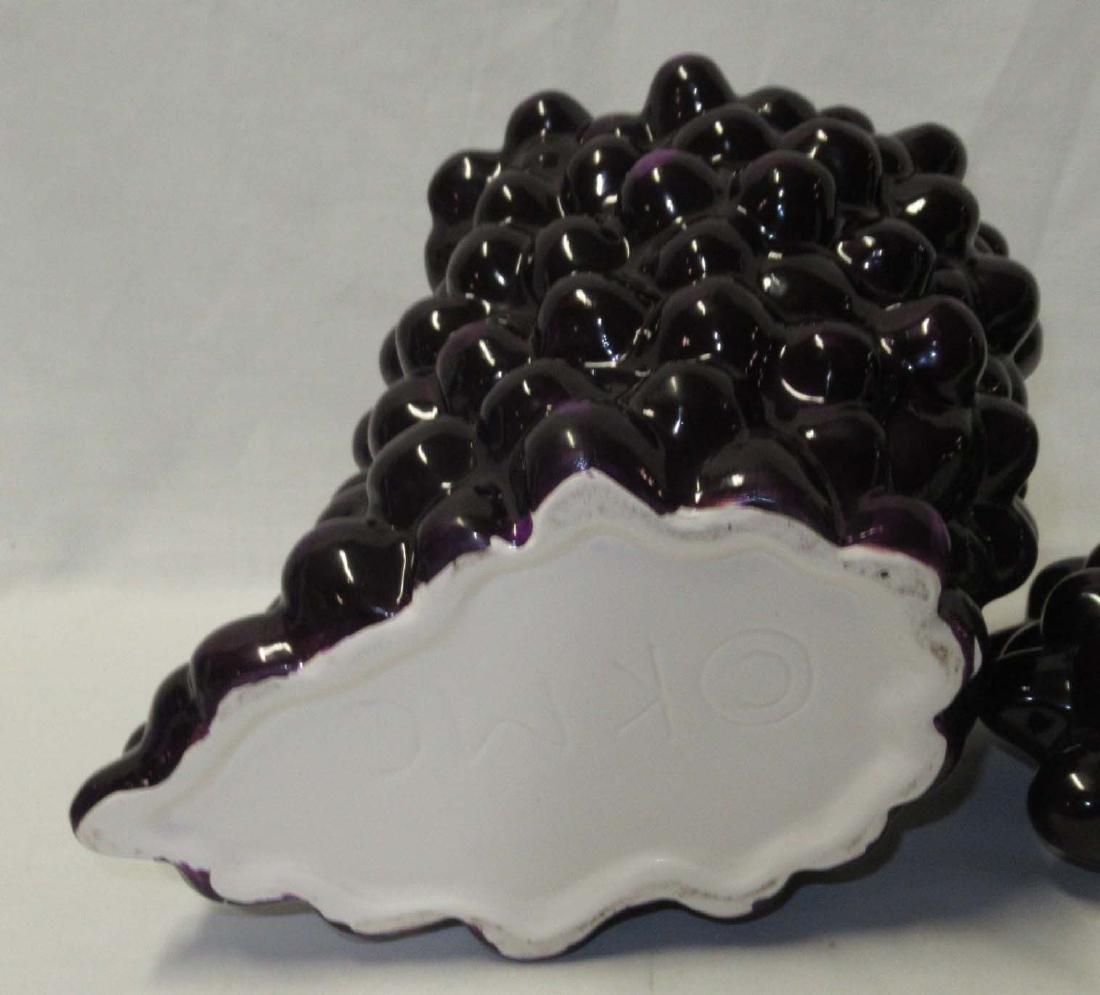 Grapes Cookie Jar - 2