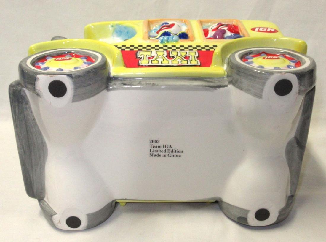 IGA Circus Daze Cookie Jar - 3