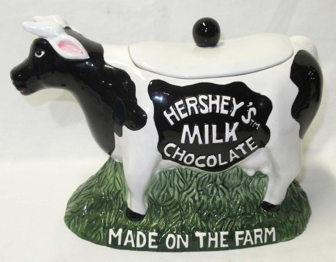 Hershey's Chocolate Cookie Jar