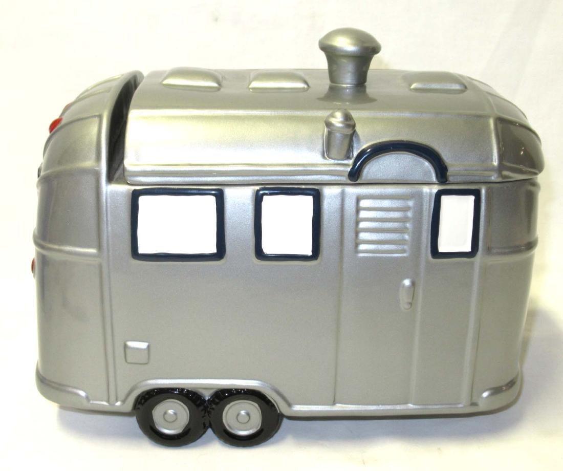Camper Cookie Jar