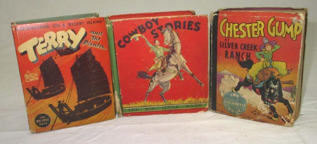 3 Big Little Books