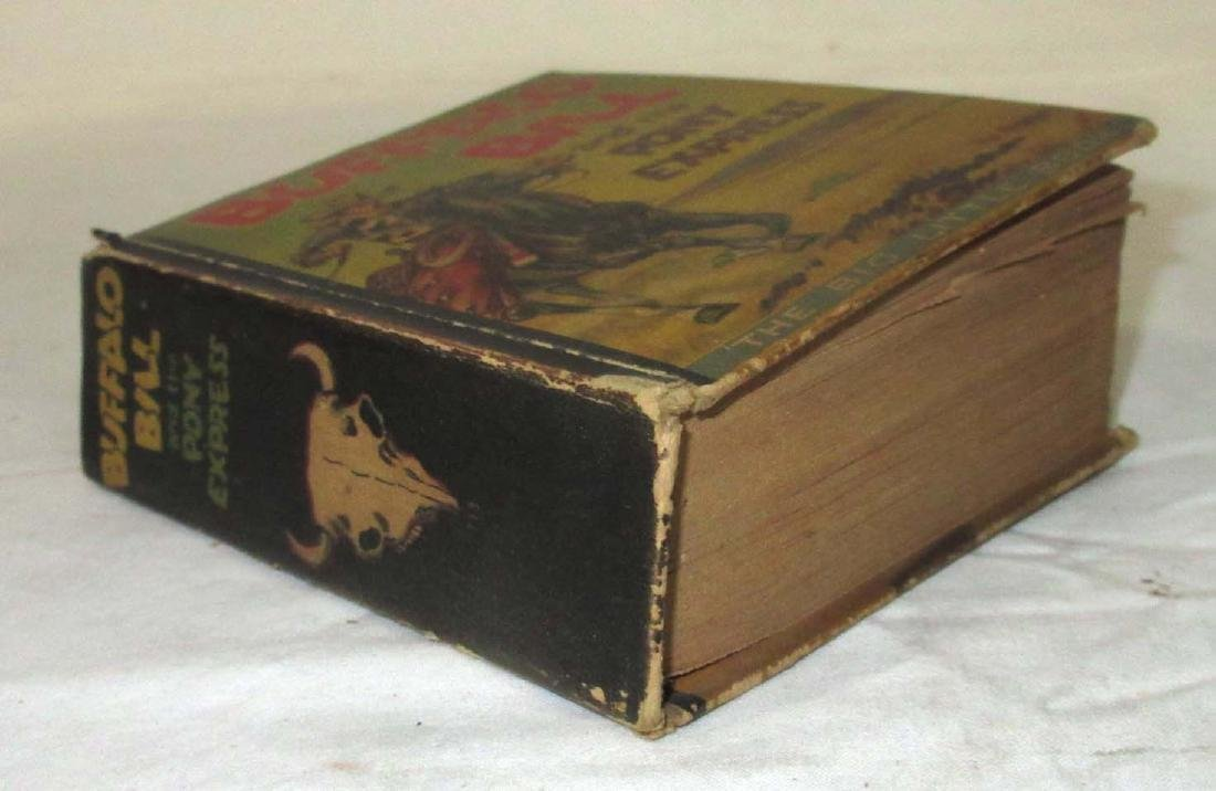 Big Little Book 1934 Buffalo Bill - 2