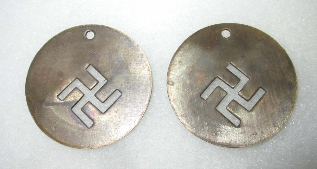 2 Modern Adolf Hitler Tokens - 2