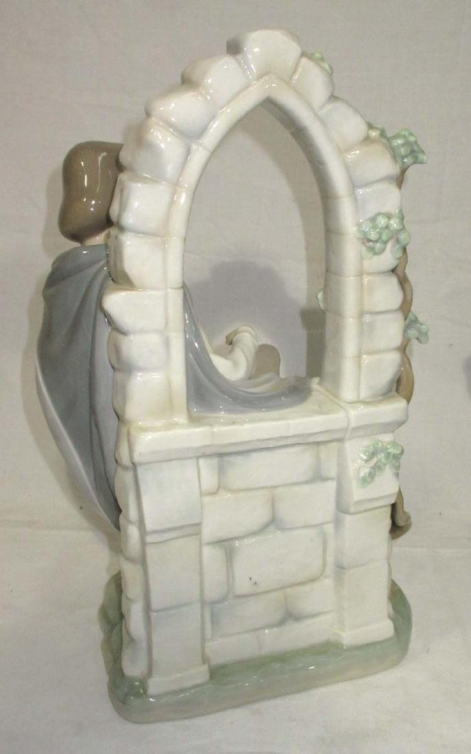 2 Large Lladro Figures Both As Is - 3