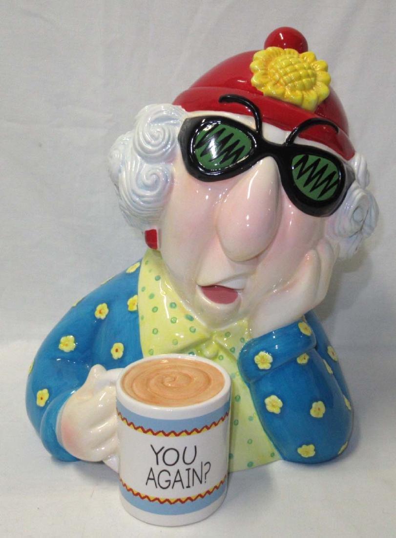 Hallmark Maxine Cookie Jar