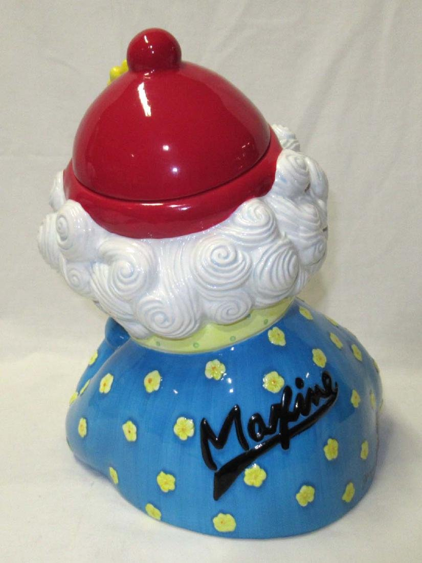 Hallmark Maxine Cookie Jar - 3