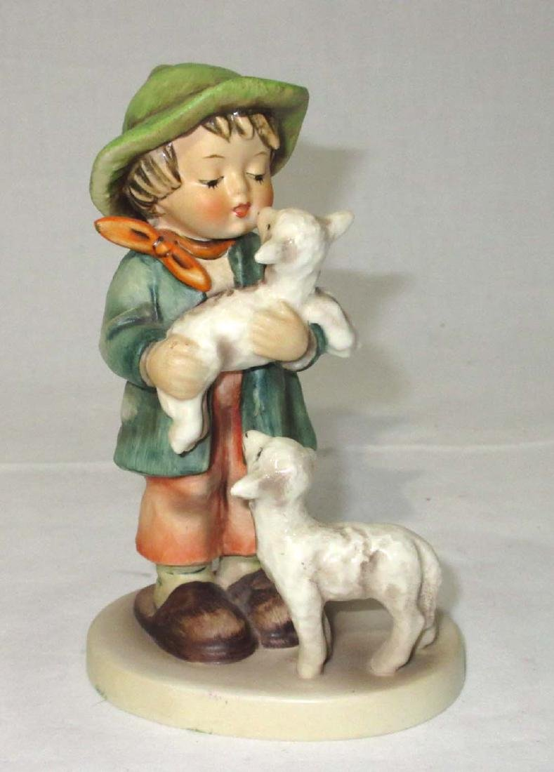 Hummel Boy with Sheep