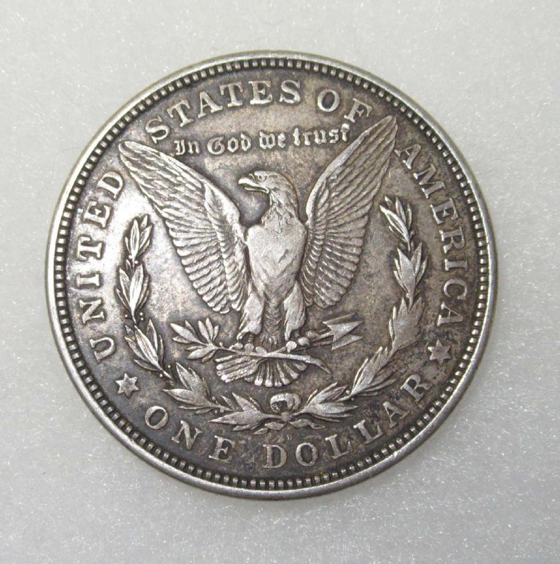 1921-D Silver Dollar - 2