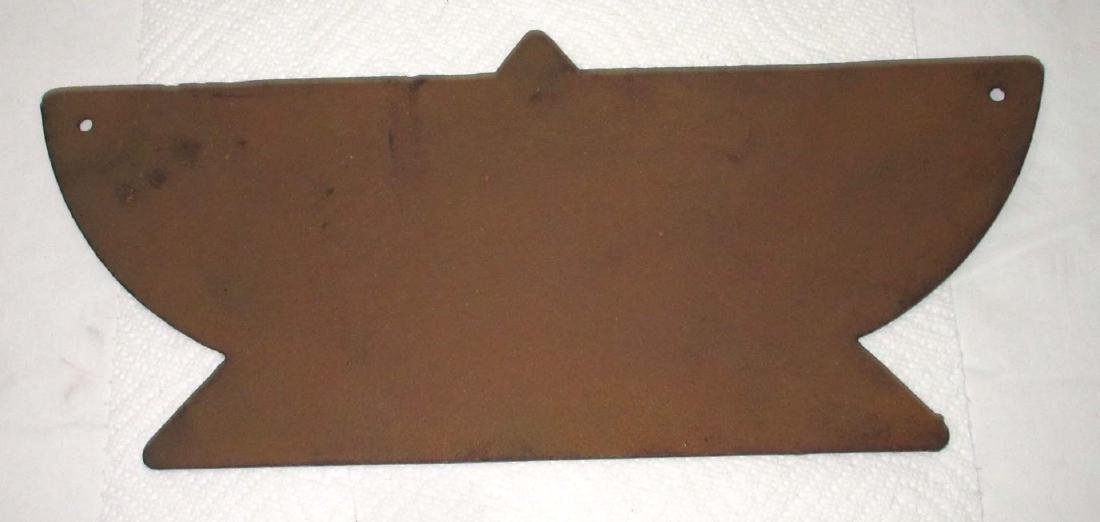 Modern Cast Iron Ford Plaque - 2