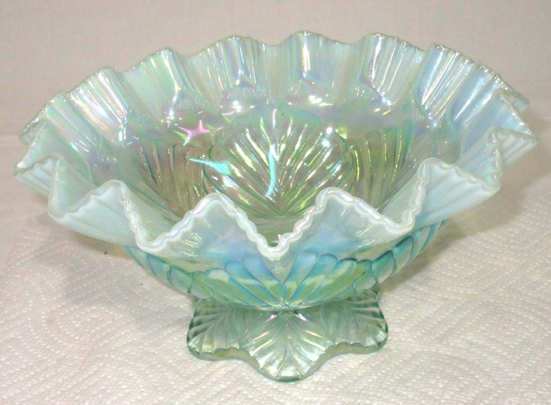 Fenton Opalescent Bowl