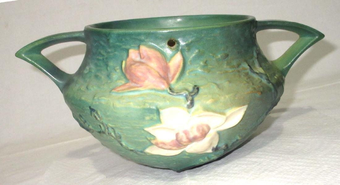 Roseville Pottery Hanging Planter - 2