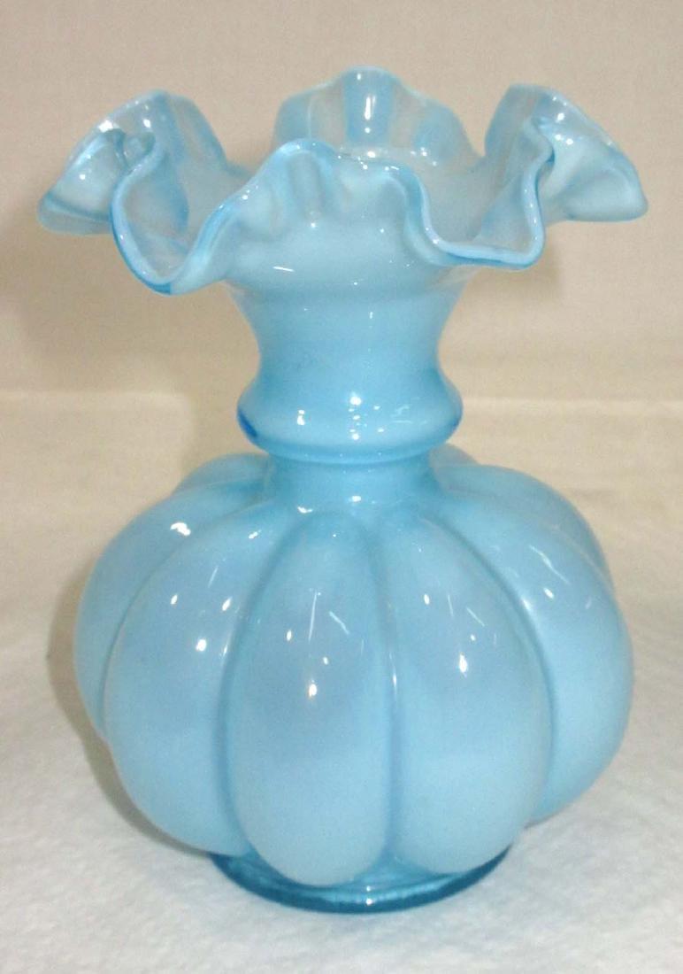 Fenton Glass Vase