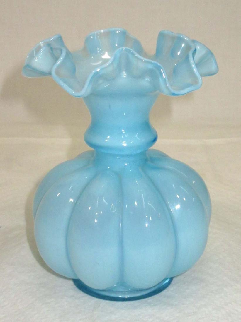 Fenton Glass Vase - 2
