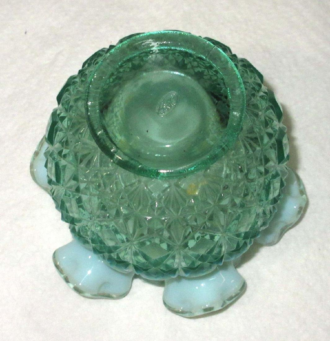 Fenton Opalescent Vase - 2
