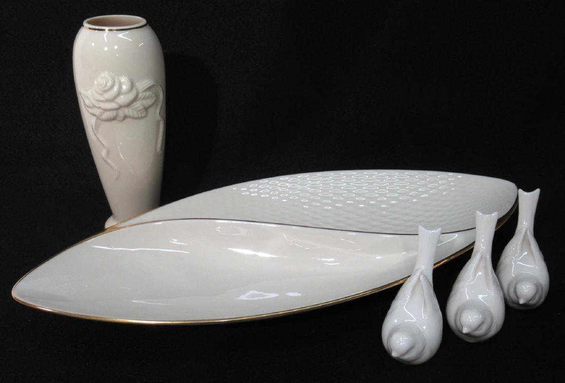 5pc Lenox Porcelain