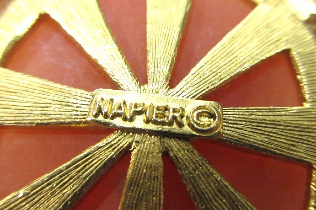Napier, Trifari, & Germany Cameos - 6