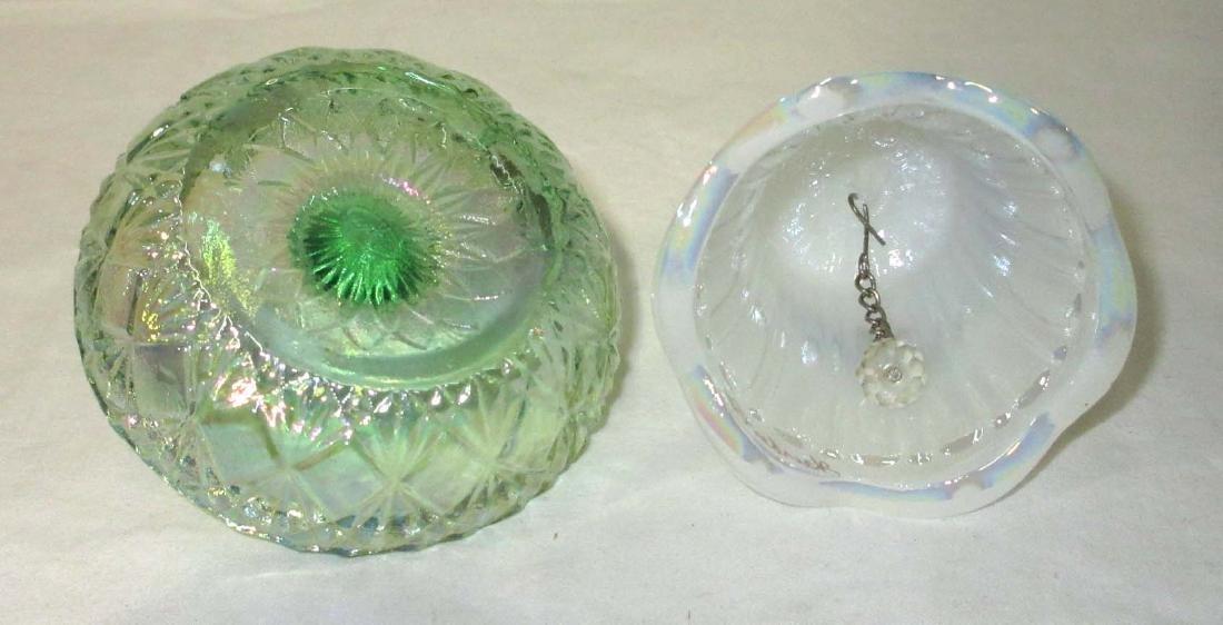 Fenton H.P. Bell & Ring Dish - 2