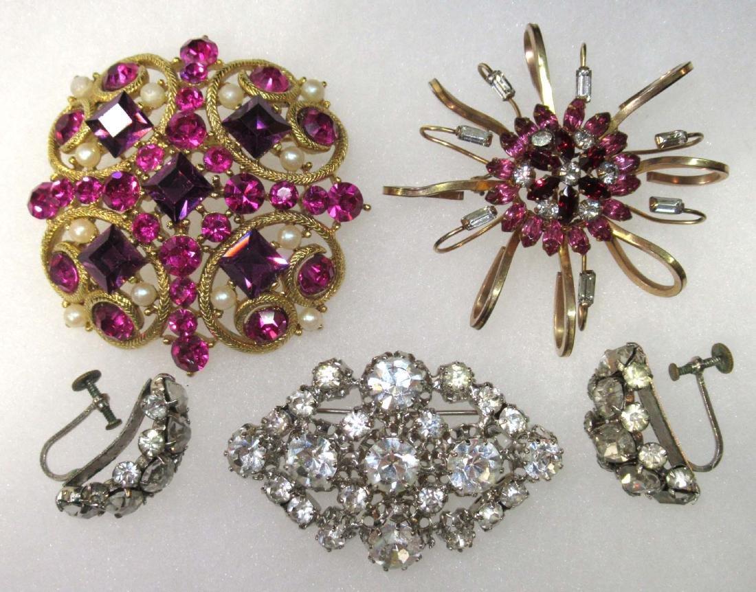 4pc Designer Jewelry