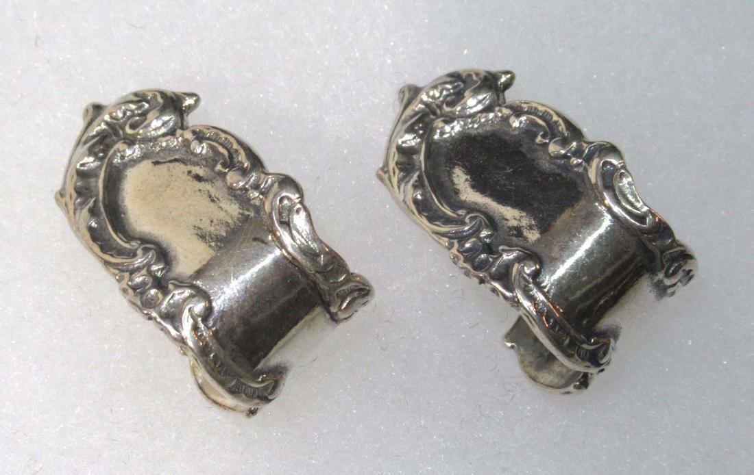 Pr. Sterling Foree Earrings