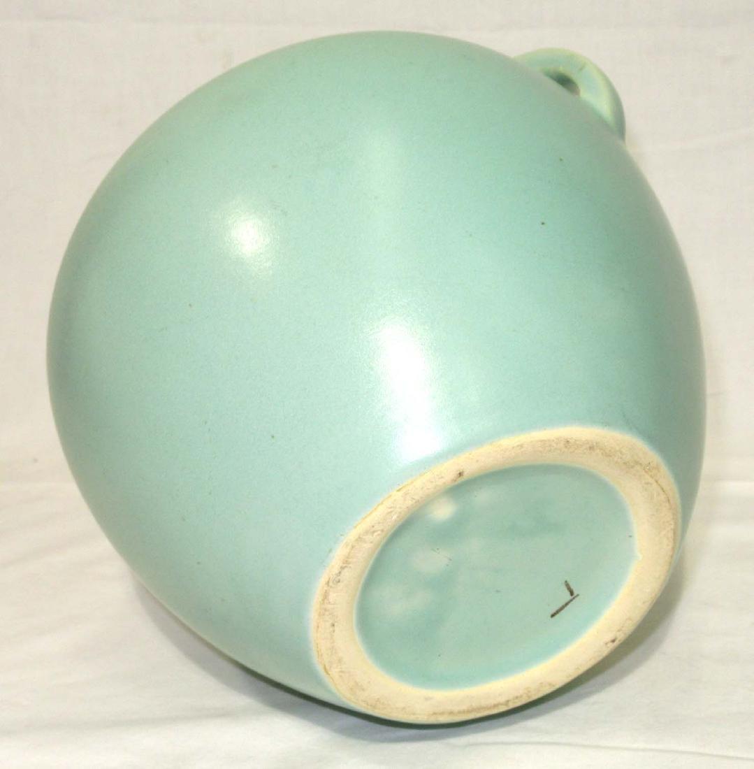 Weller Cameo Rose Pottery Vase - 2