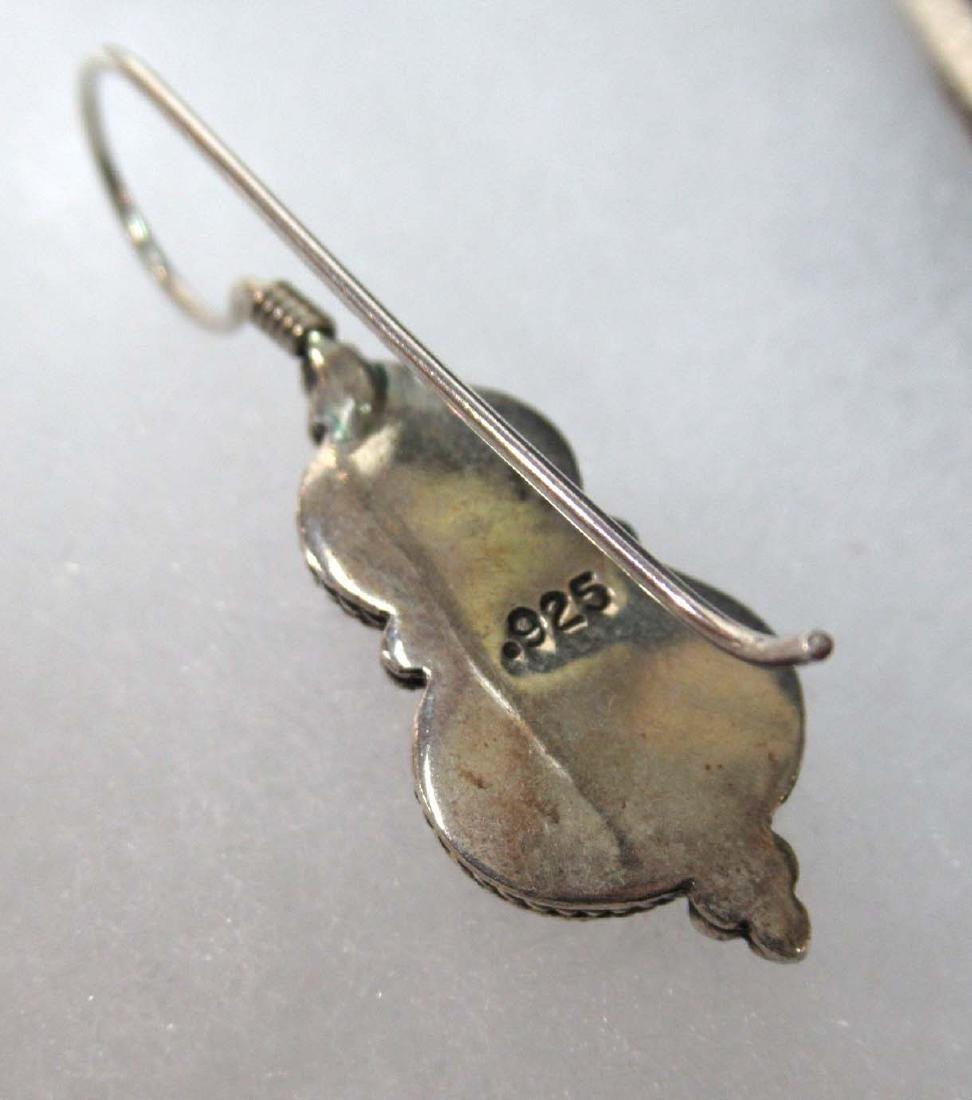 Goldstone, Lapis, Multi Stone Sterling Jewelry - 7