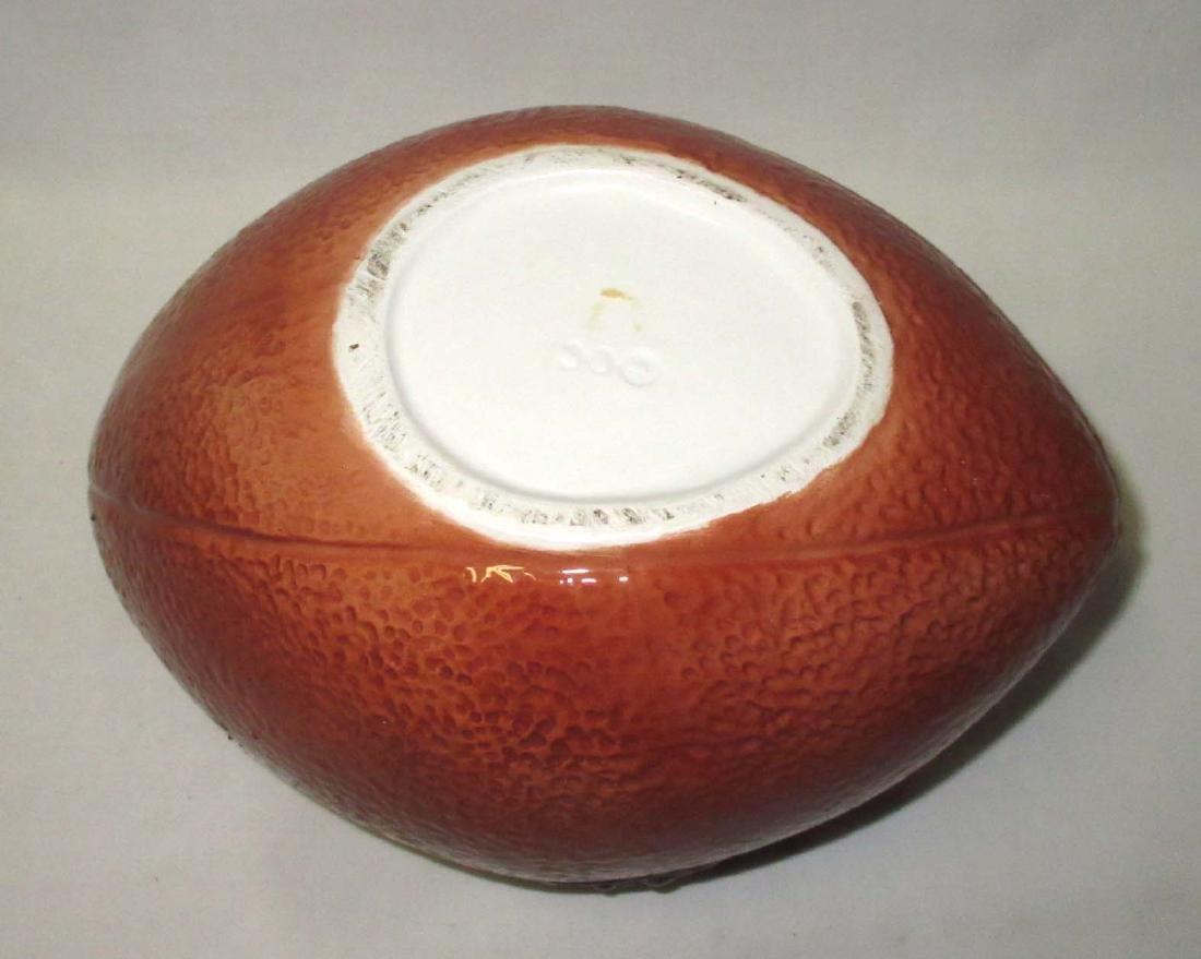 Football Player Cookie Jar - 3