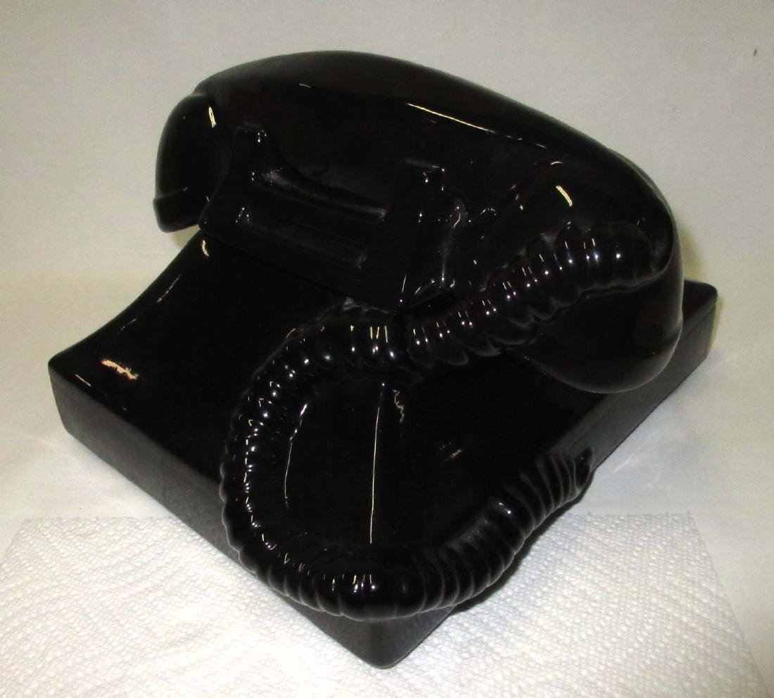 Telephone Cookie Jar - 2