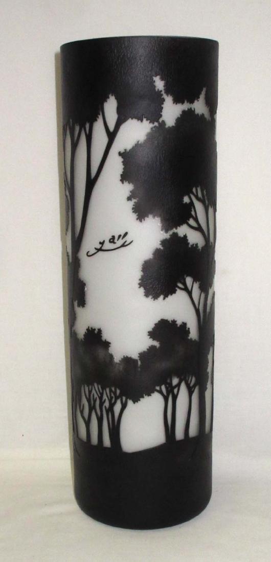 Modern Galle Vase - 2