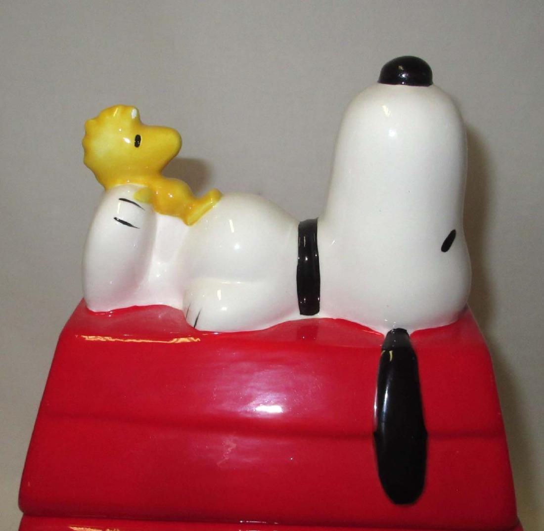 Snoopy Cookie Jar - 2