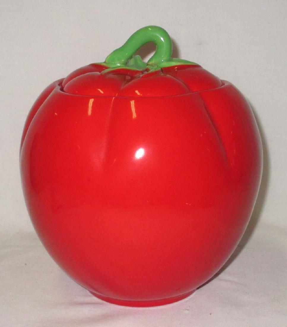 Tomato Cookie Jar