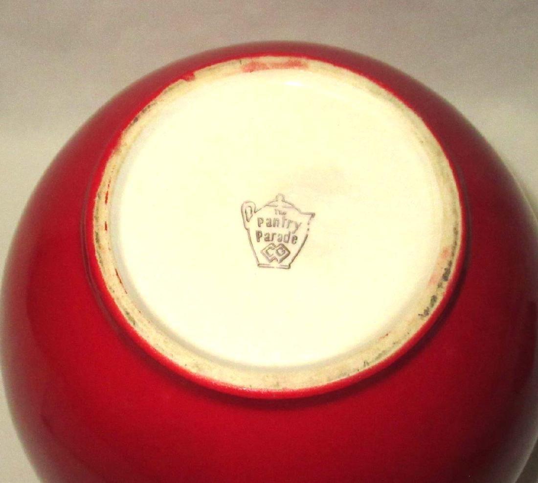 Tomato Cookie Jar - 2