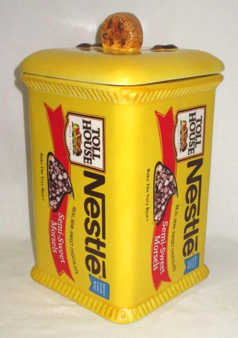 Nestles Cookie Jar