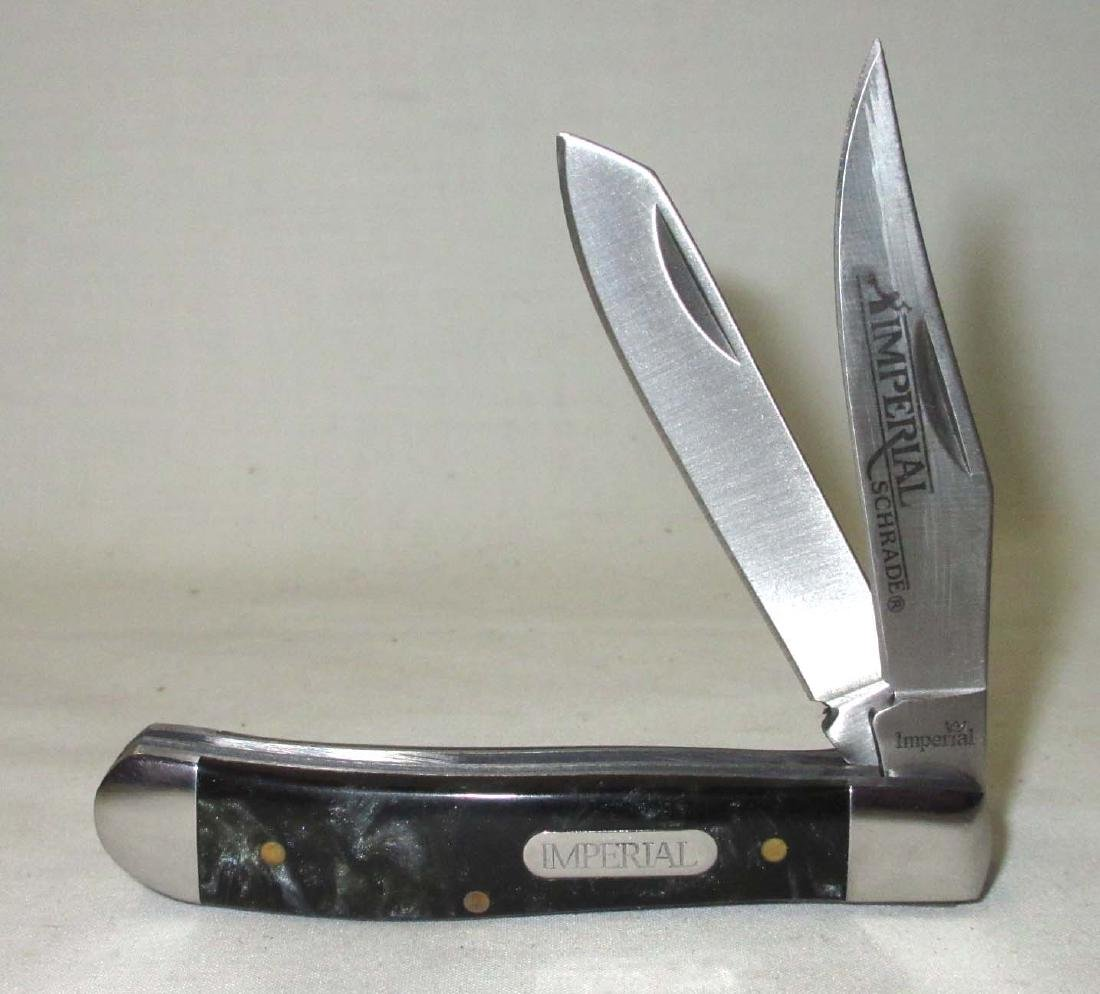 """3 1/2"""" Schrade Imperial Pocket Knife"""