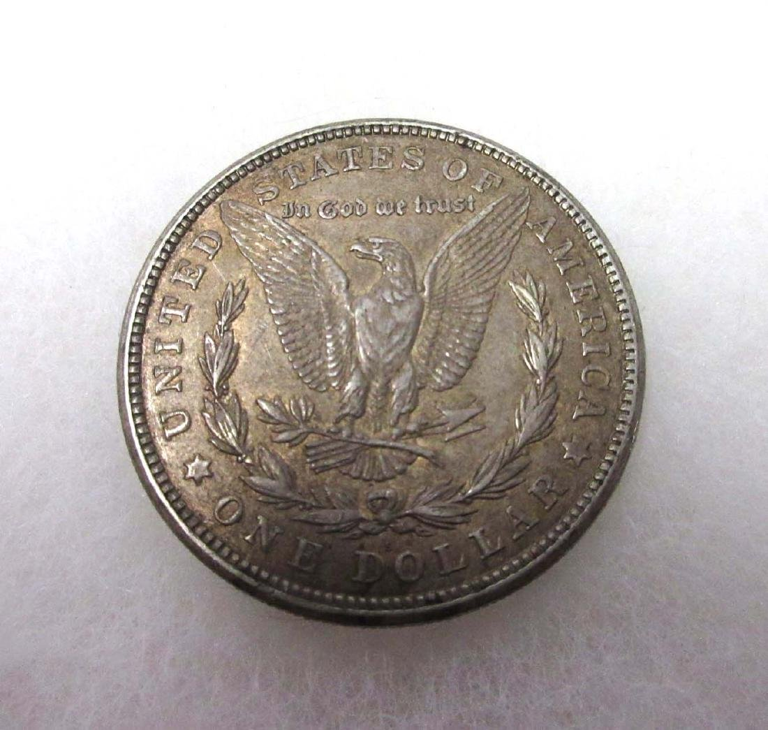 1921 D Silver Dollar - 2
