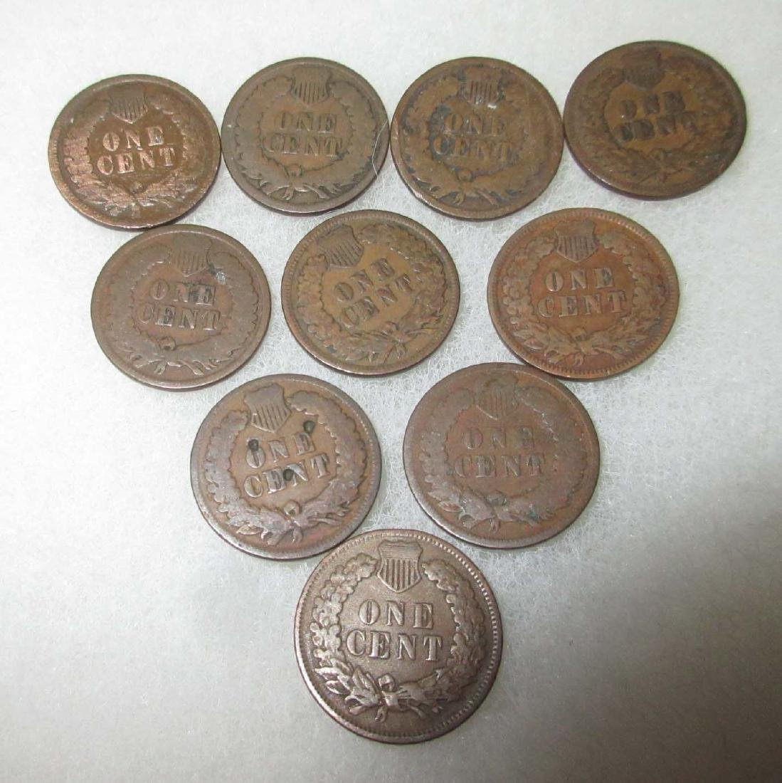 10 Indian Cents - 2