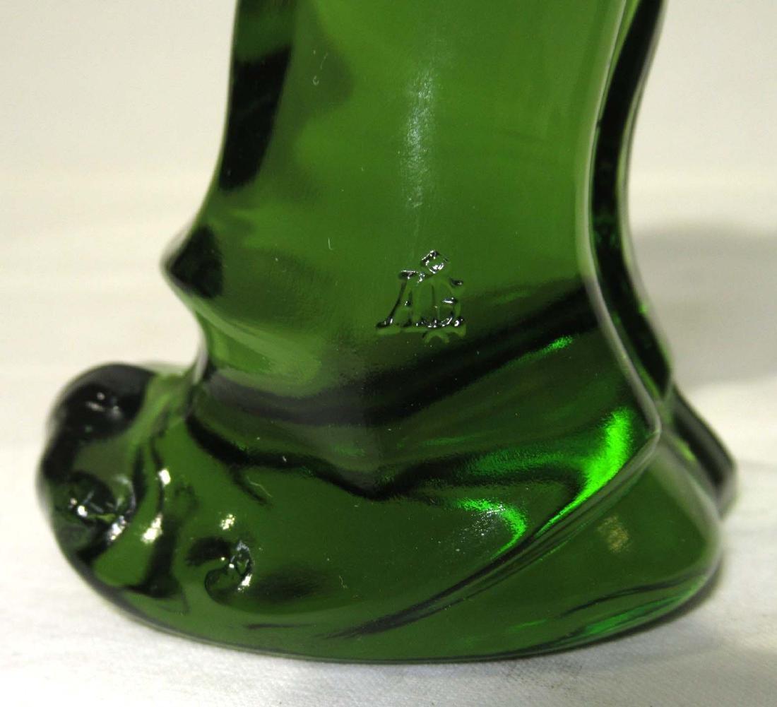 Green Glass Trojan Horse - 2