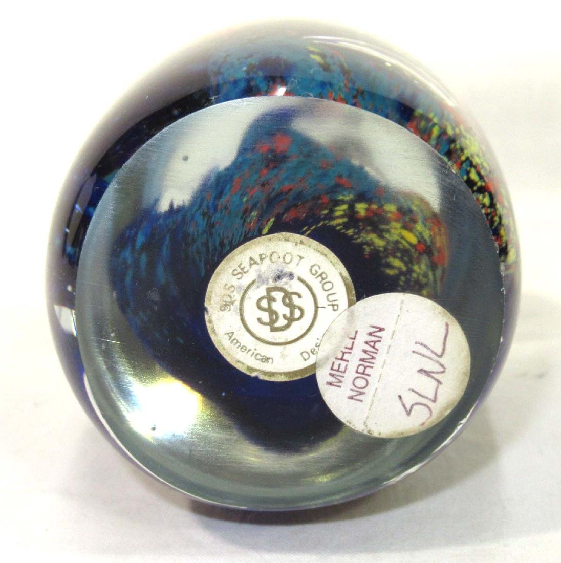 Coral Reef & Fish Paperweight - 3