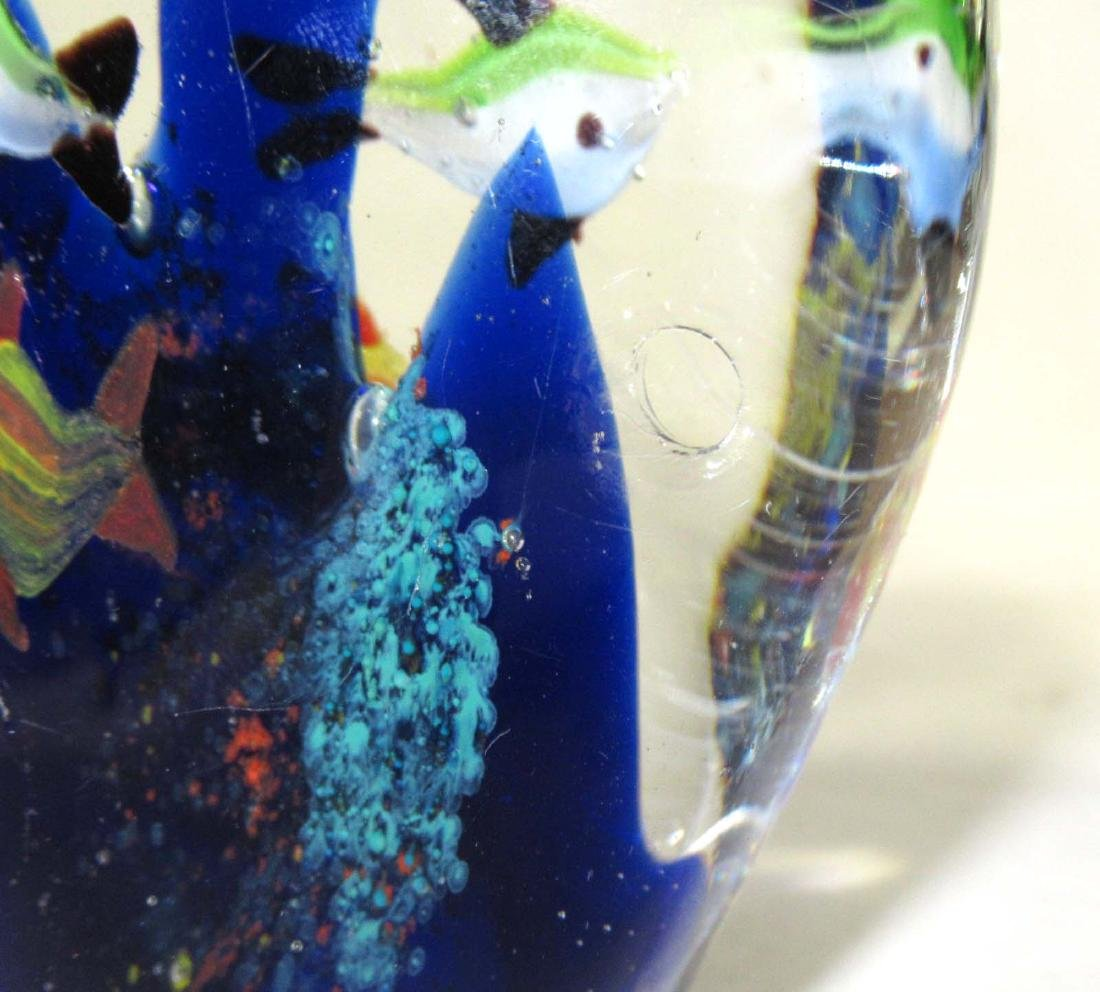 Coral Reef & Fish Paperweight - 4