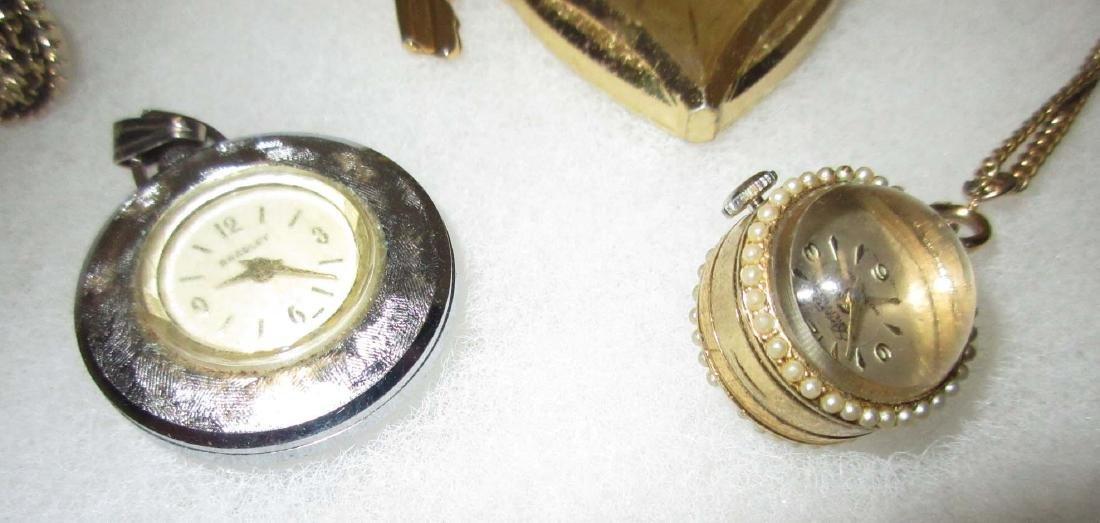 Lot Costume Jewelry Watches, Cuff links, etc.. - 3
