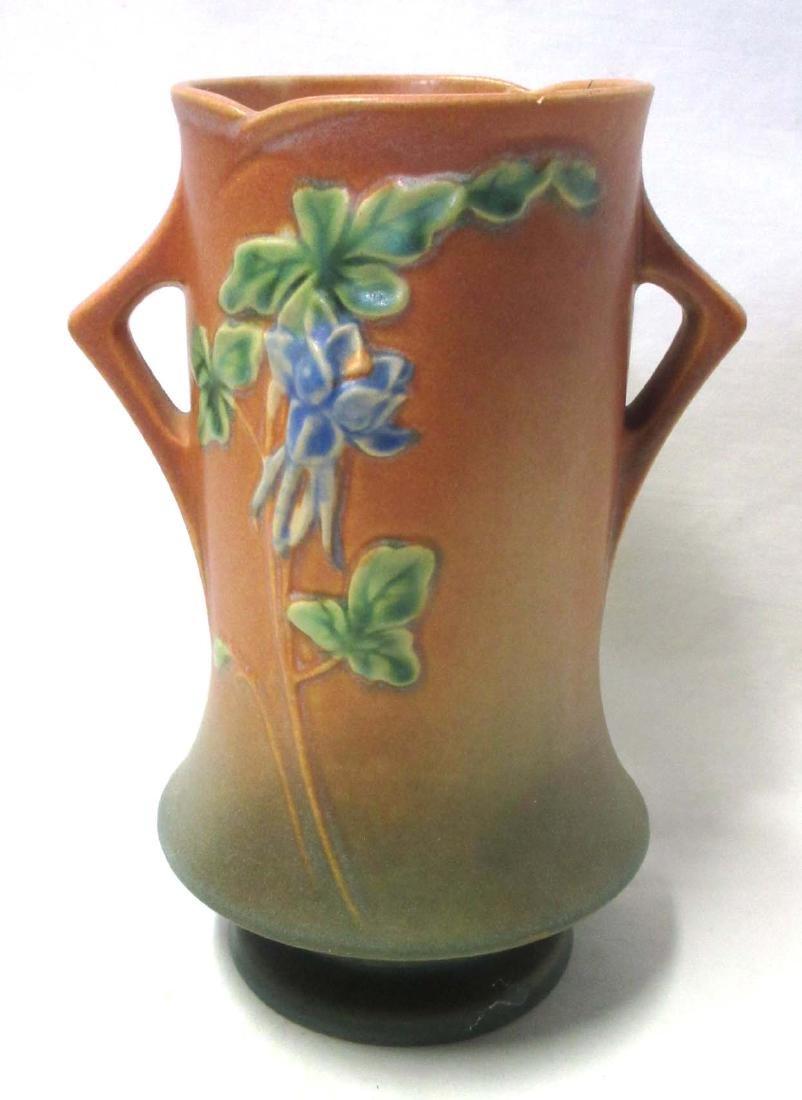Roseville Pottery Vase 20-8