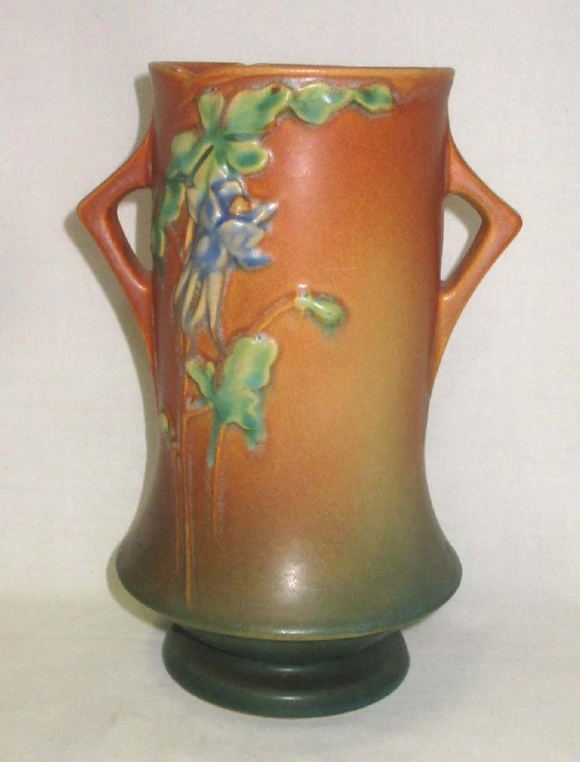 Roseville Pottery Vase 20-8 - 2
