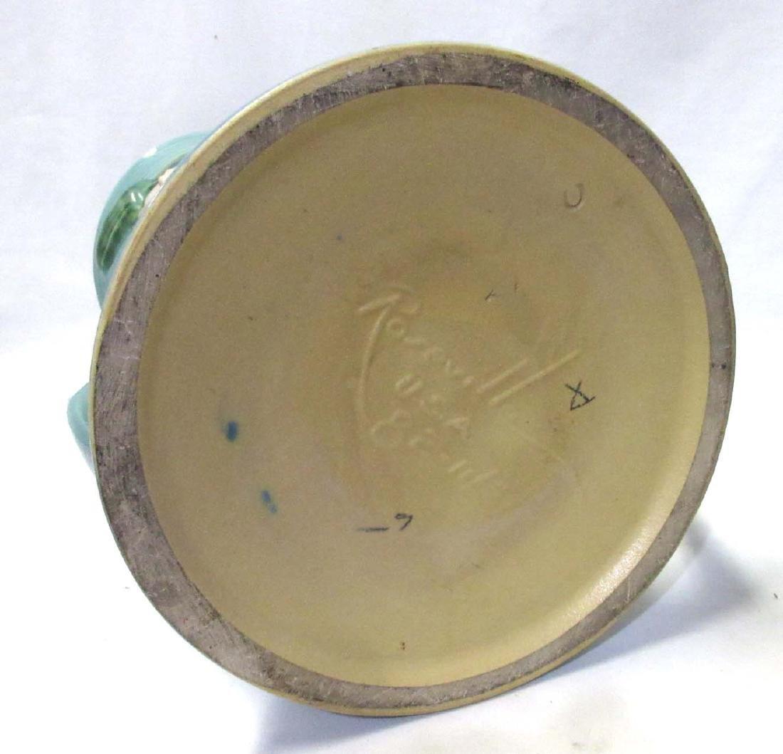 Roseville Pottery Vase 82-14 - 5
