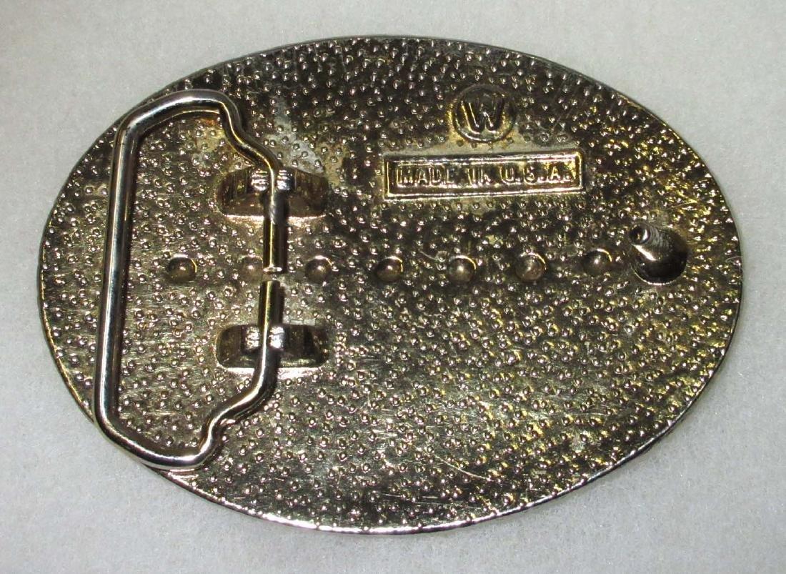 Anheuser Busch Belt Buckle - 2