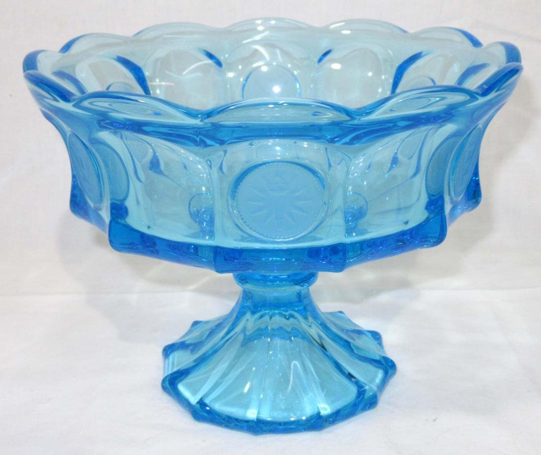 Blue Coin Dot Compote
