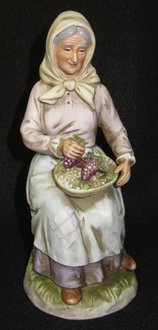 Modern Dresden Figure
