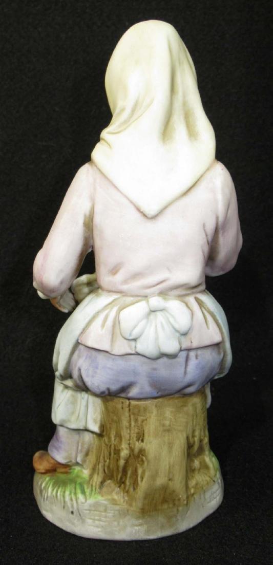 Modern Dresden Figure - 2